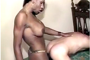 Fellow receives howdys anal rammed dick...