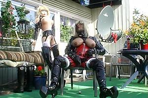 Crazy porn scene craziest watch show...