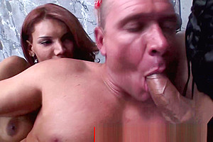 Euro strumpets in 3some with boy by dudeica2...