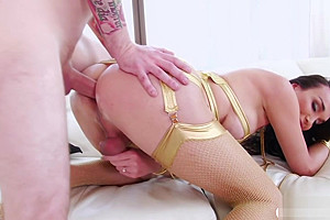 Booty jonelle brooks hot cowgirl anal sex...