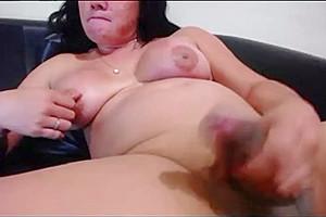 Boobs cums much...