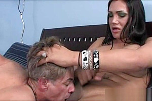 Large boobs hottie mariam rips stud ass and...