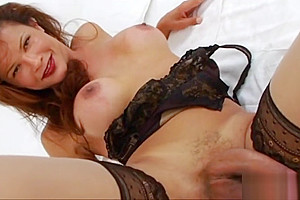 Susy gomes handjobs her cock...