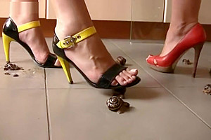 Amazing xxx feet check show...