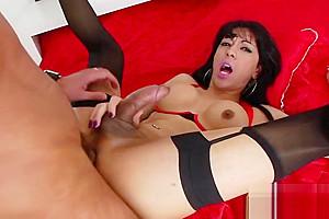 Nicole fernandes ass fucked...