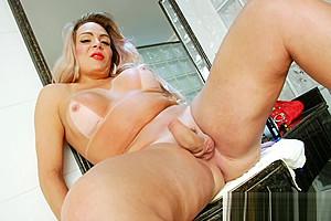 Huge ass cock...