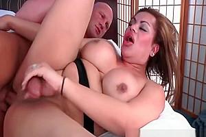 Her ass rammed good...