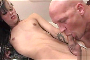 Domino presley anal fucked...