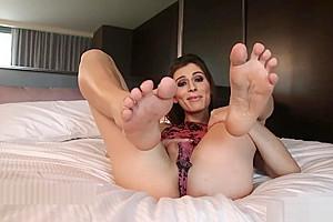 Rios feet...