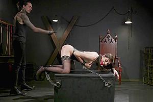 Alt master anal slave...