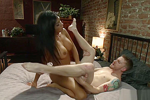 Shemale fists and anal fucks man...